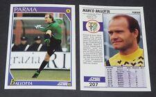 207 MARCO BALLOTTA PARMA FOOTBALL CARD 92 1991-1992 CALCIO ITALIA SERIE A