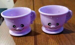 2 Mattel Tea Cups