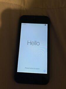 Apple iPhone 5 - 32GB - Black & Slate (Unlocked) A1429 (CDMA + GSM)