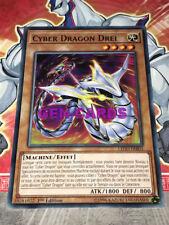 Carte Yu Gi Oh CYBER DRAGON DREI LEDD-FRB03
