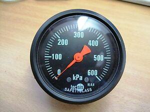 Bosch Diesel Test Bench Gauge 1 687 231 251