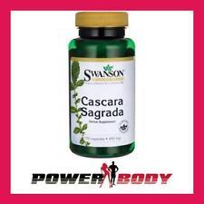 Swanson - Cascara Sagrada, 450mg - 100 caps