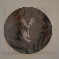 (KISS) GENE SIMMONS - SOLO ALBUM - REISSUE LP LTD. EDITION PICTURE DISC NEW