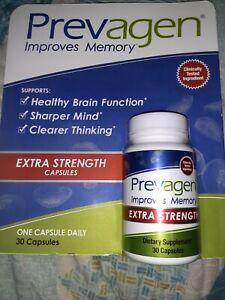 Prevagen EXTRA STRENGTH 30 Caps, Improves Memory