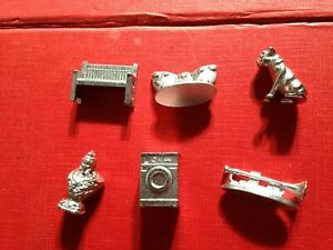 Monopoly Eastenders Individual Spare Playing Pieces Tokens