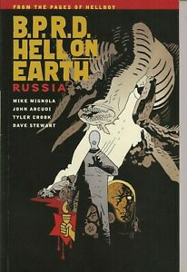 °B.P.R.D: HELL ON EARTH-RUSSIA TPB #3° US Dark Horse 2011 Mike Mignola