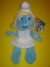 Build-A-Bear 17 in SMURFETTE SMURF Original Edition With Dress
