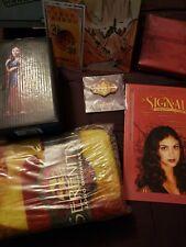 Firefly Loot Crate Sihnon Ianra figure, doormat, sticker, pin, journal Xl shirt