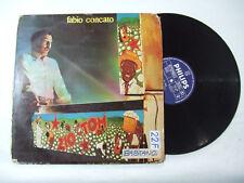 Fabio Concato – Zio Tom  - Disco Vinile 33 Giri LP Album Stampa ITALIA 1979