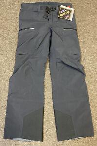 Arc'teryx Sabre AR Ski Snowboard Pants Black Men's Small 24003 RECCO Gore-Tex G