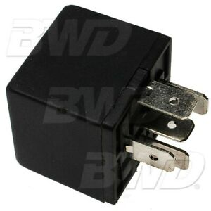 Convertible Top Relay-Engine Control Module Wiring Relay BWD R3177