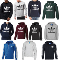 Mens Adidas Original Firebird Zipper Hoodie Adidas Sweatshirt Addidas Hoodie New