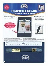 "DMC Magnetic Board 7"" x 10"" (18cm x 26cm) For Cross stitch patterns"