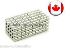 "100 Rare Earth Magnets 2mm x 2mm 1/12""x1/12"" Strong Neodymium N35 Warhammer 40k"