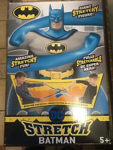 DC Superheroes - Stretch Batman - 12in - Stretches up to 4 times his size