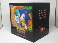 Sonic Mania: Collector's Edition STATUE Nintendo Switch, NO GAME INCLUDED