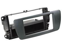 Radio Einbauset Auto 1 DIN Adapter Seat Ibiza 6J 6JN azabacheschwarz incl Canbus