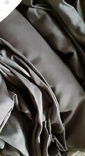 Threadmill Home Linen standard 100 Thread Count King Sheet set grey - Cotton