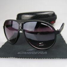 Men Women Retro Sunglasses Unisex Classic Fashion Matte Frame Carrera Glasses