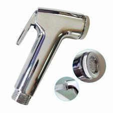 Handheld WC Badezimmer Bidet Sprayer Duschkopf Wasser Düse Sprinkler Spray ABS