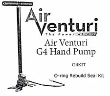 Air Venturi G4 Hand Pump O'ring Kit