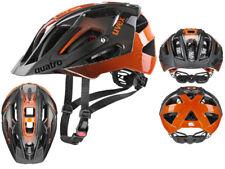 UVEX Sport MTB Fahrradhelm Quatro titan-orange 56-61 cm