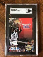 New listing 1992 Skybox #382 Shaquille O'Neal RC SGC 10 GEM MINT - PSA BGS