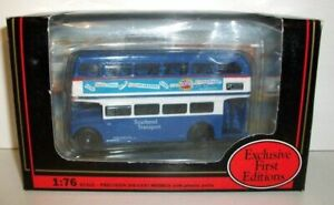 EFE 1/76 Scale - 15604 Routemaster bus Essex radio Southend transport 29