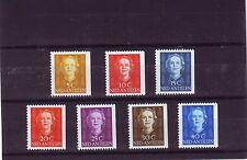 NA NVPH 604-10 Juliana uit postzegelboekjes Links of Rechts onget. 1978 Postfris