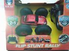 Flip Stunt Rally R/C 49 MHz Wireless Blue Hat Toy