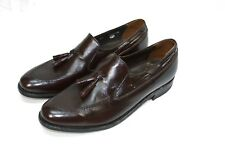 Authentic Men's Executive Imperial leather loafers US 12 C Made in the USA.