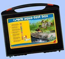 Sera Aqua-Test Box-CU Wassertest Koffer 24 Std.Versand