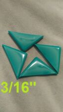 Corner cap vinyl rubber end caps protects glass sheet metal artwork etc.Qt(4)