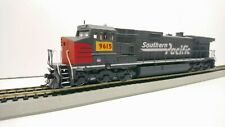 Athearn HO Train Custom SP/UP 1996 Merger GE C44-9W Powered Diesel Locomotive