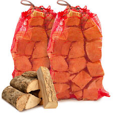More details for premium kiln dried birch logs - firewood open fire stoves burner pit wooden