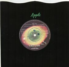 """Ringo Starr - Only You  (7"""" Single 1974) The Beatles"""