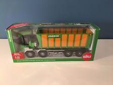 Siku 4064 Joskin CARGO-TRACK mit Ladewagen