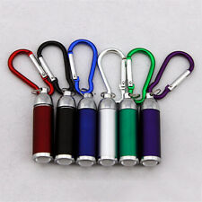 Mini Rechargeable Outdoor Camping Tools 3 LED Flashlight Torch Hand Crank