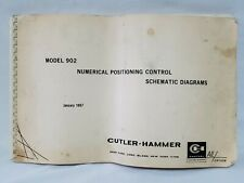 Cutler Hammer Numerical Positioning Control Schematic Diagrams for Model 902