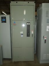 Onan ONCU1600G 1600A 3ph 4w 277/480V Automatic Transfer Switch Used