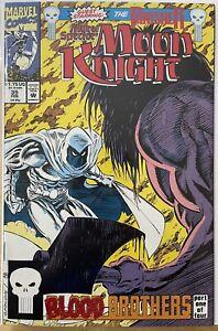 Marc Spector Moon Knight #35 (1989 Marvel)