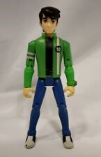 Ben 10 Ben Tennyson Alien Force Figure 2008 - green jacket, blue pants