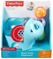 Mattel DYW57 Fisher Price Schaukel Elefant Lernspielzeug