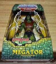 "Masters of the Universe Classics Jumbo 12"" Megator Figure"