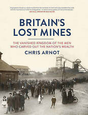 Britain's Lost Mines: The Vanished Kingdom of the Men Who Carved Out the...