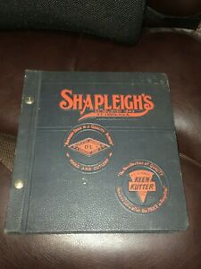 1942 Shapleigh`s Catalog Tools Hardware Guns Fishing Housewares KEEN KUTTER