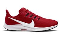 Nike Air Zoom Pegasus 36 University Red Running Sneakers Men's Size 9 BV1773-600