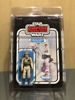 Recarded 1980 Star Wars The Empire Strikes Luke Skywalker Hoth Battle Gear