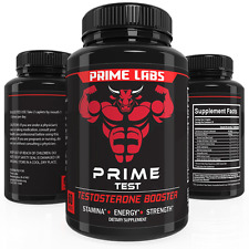 Prime Labs Men's Testosterone Supplement (60 Caplets) – Natural St