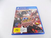 Mint Disc Playstation 4 Ps4 Persona 5 Dancing in Starlight VR PSVR Free Postage